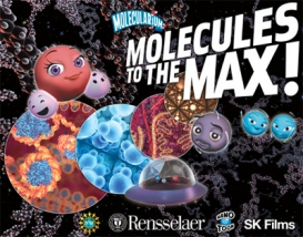 Molecules to the MAX image